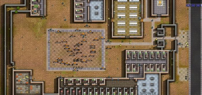 Prison Architect выйдет на мобильных девайсах