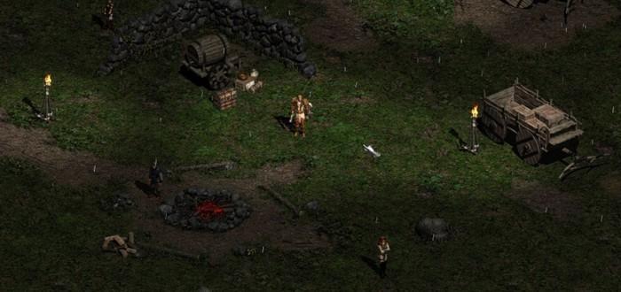 Геймер прошел Diablo II никого не атакуя