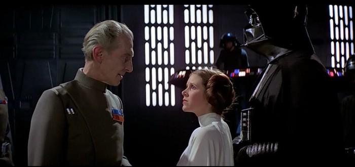 Джон Нолл показал неопубликованные кадры из Star Wars: A New Hope c принцессой Леей