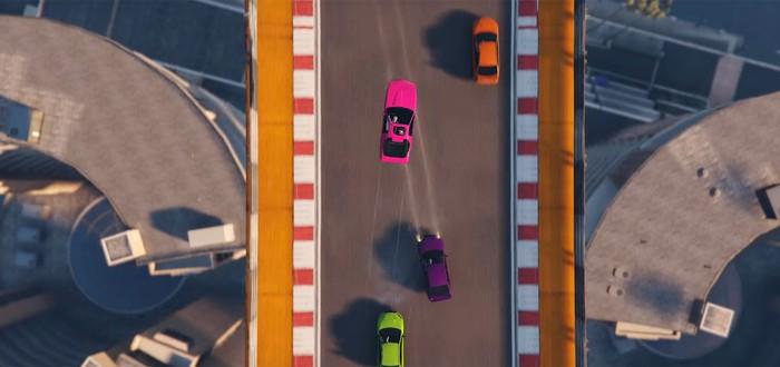 Классический вид сверху вернется в GTA 5 уже 25 апреля