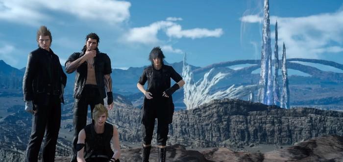 Новый патч Final Fantasy XV вернет охоту на монстров и добавит графический режим для PS4 Pro