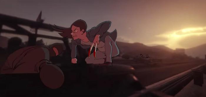 """Вот как GTA 5 помогла создать фанатскую анимацию про X-23 из """"Логана"""""""