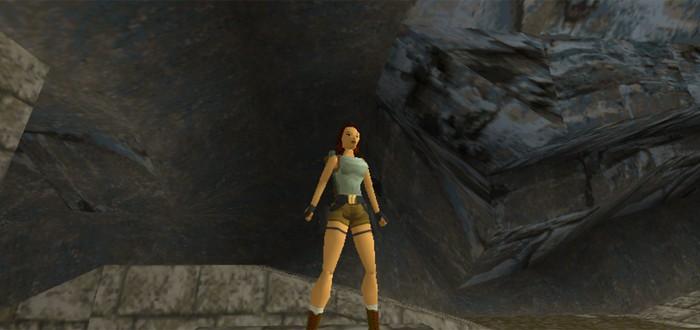 В оригинальную Tomb Raider можно играть бесплатно в браузере