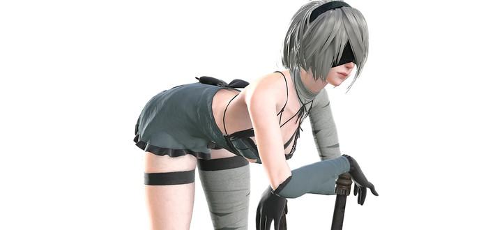 Первое DLC для NieR: Automata выйдет на Западе 2 мая
