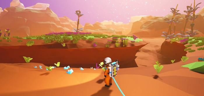 Веселый трейлер Astroneer, посвященный масштабному обновлению
