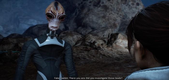 """Гайд по Mass Effect Andromeda — побочная миссия """"Истина и подлость"""""""