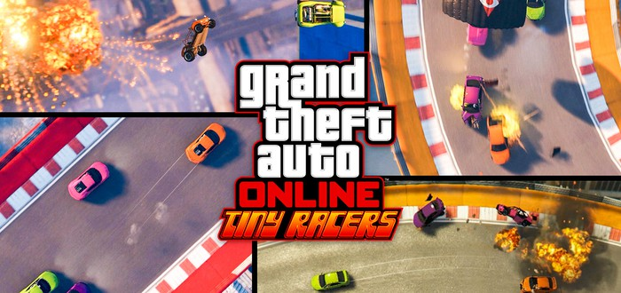 40 минут геймплея GTA Online с классическим режимом сверху