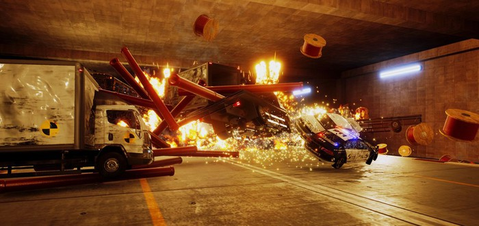 Danger Zone — новая игра от создателей Burnout