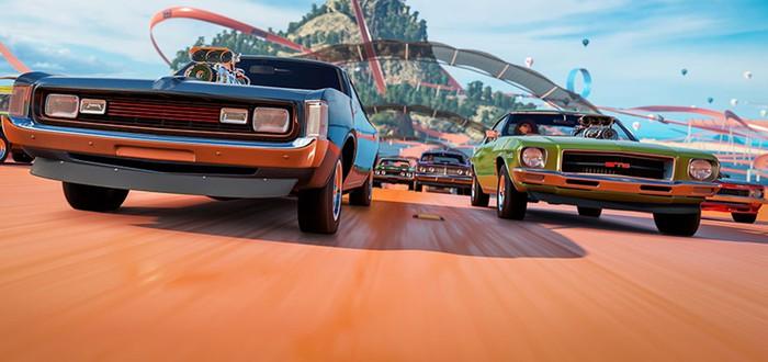 Первый трейлер дополнения Hot Wheels для Forza Horizon 3