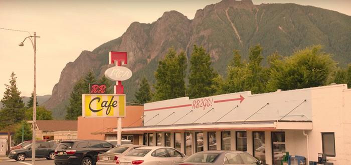 Тур по городу в новом видео Twin Peaks