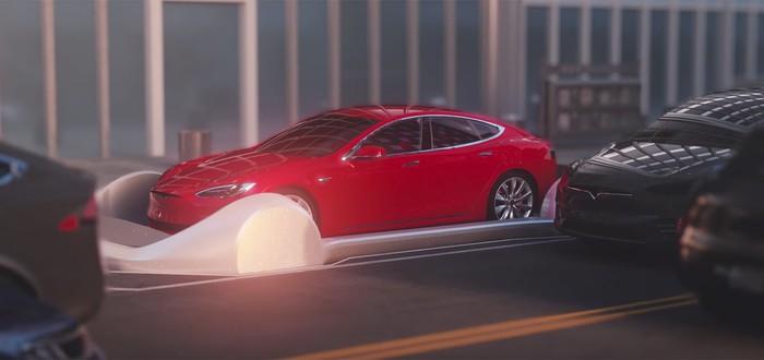Илон Маск хочет построить высокоскоростные автомобильные туннели под Лос-Анджелесом