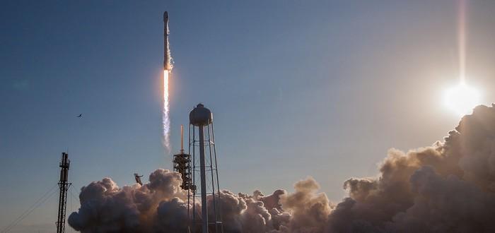 Прямой эфир с очередного запуска SpaceX