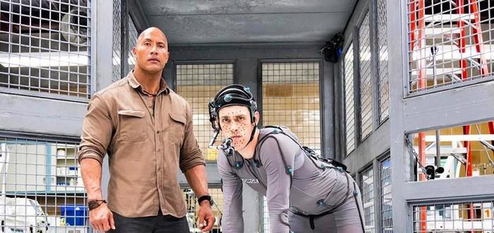 Дуэйн Джонсон сыграет нелюдимого приматолога в экранизации аркады Rampage