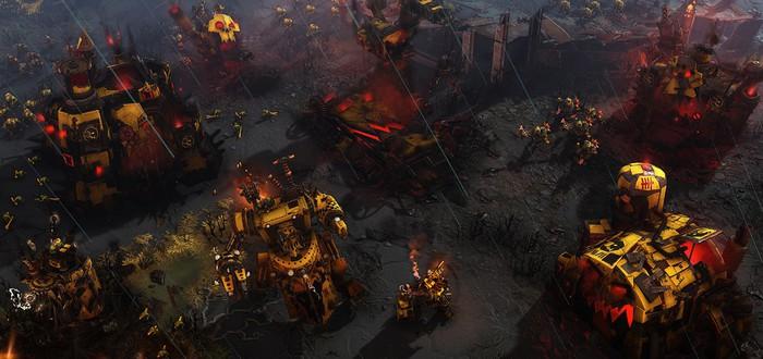 Relic вдохновлялась Mad Max: Fury Road создавая WAAAGH! в Dawn of War 3?