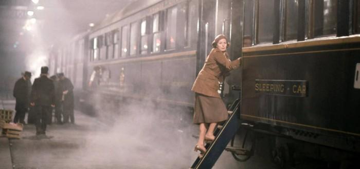 Первые фото детектива Murder on the Orient Express