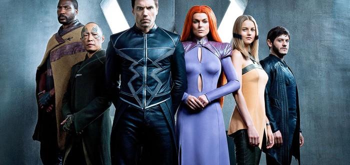 Первый взгляд на Inhumans от Marvel и ABC