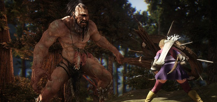 Black Desert Online выйдет в Steam в конце мая