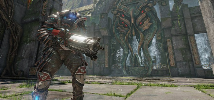 Early Preview: Quake Champions