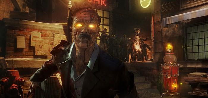 Анонсировано новое дополнение Call of Duty: Black Ops III Zombie Chronicles