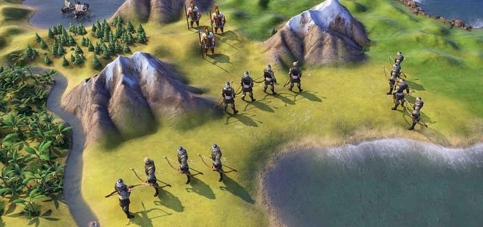 Покупатели Deluxe-издания Civilization VI получат специальные DLC