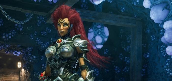 IGN поделилось первыми впечатлениями от игры в Darksiders 3