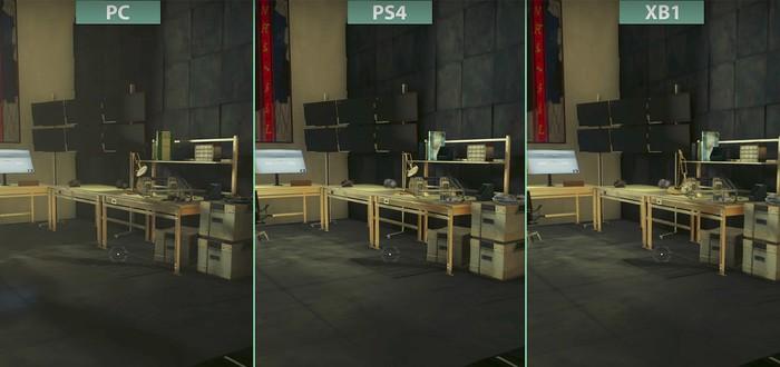 Сравнение графики и частоты кадров в Prey на PC, PS4 и Xbox One