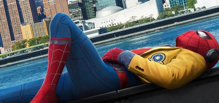 """Новый клип """"Человек-паук: Возвращение домой"""""""