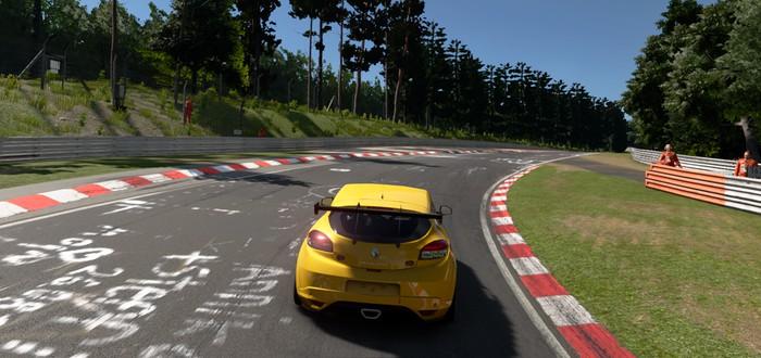 Сравнение графики Gran Turismo 6 и Gran Turismo Sport