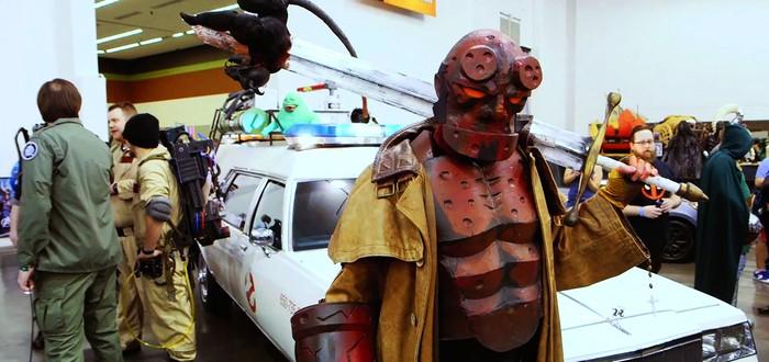 """Перезапуск Hellboy с рейтингом """"R"""" в разработке, без дель Торо"""