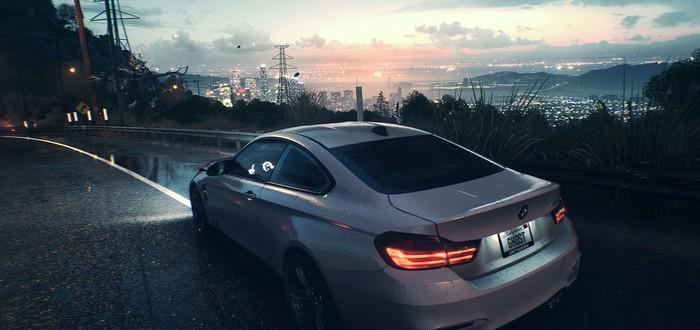 Новая Need for Speed выйдет осенью, без требования постоянного коннекта