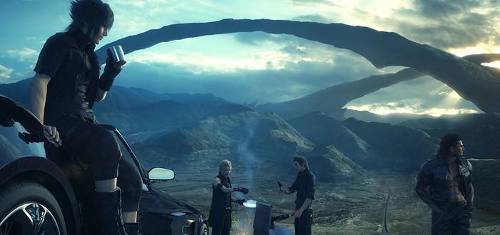 Square Enix поставила рекорд продаж за прошлый год