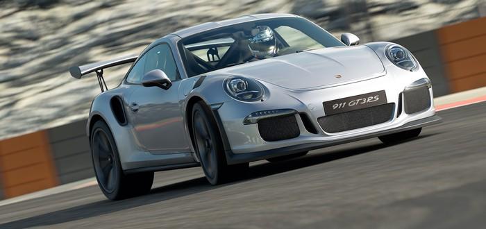 Восхитительный Porsche 911 в Gran Turismo Sport