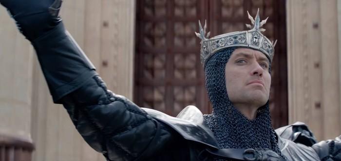 """""""Меч Короля Артура"""" может стать большим кассовым провалом"""