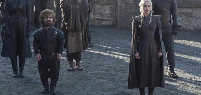 HBO разрабатывает пять спин-оффов Game of Thrones, а не четыре