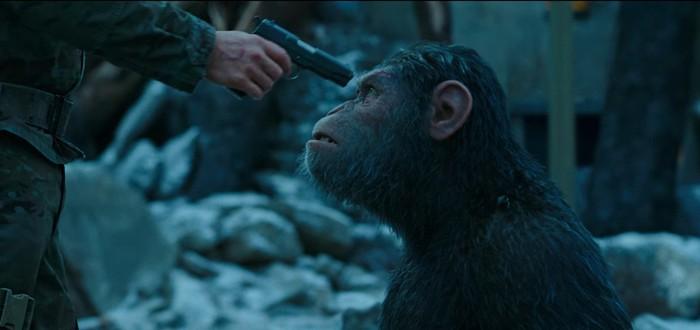 Нобелевская речь Уильяма Фолкнера звучит в тизере War for the Planet of the Apes