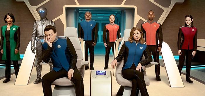 The Orville – комедийное sci-fi шоу с Сетом МакФарлейном в стиле Star Trek