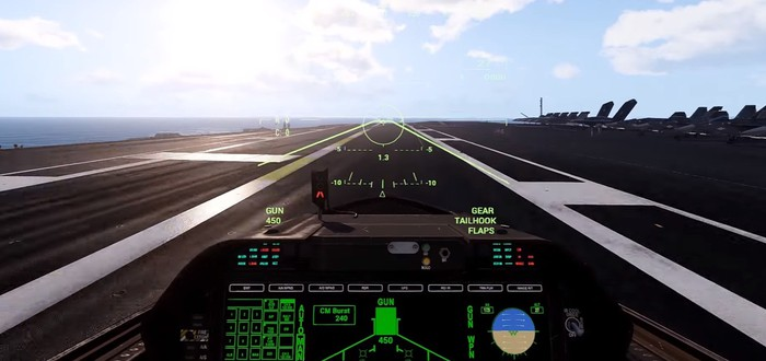 Дополнение Jets для Arma 3 заставит игроков попотеть