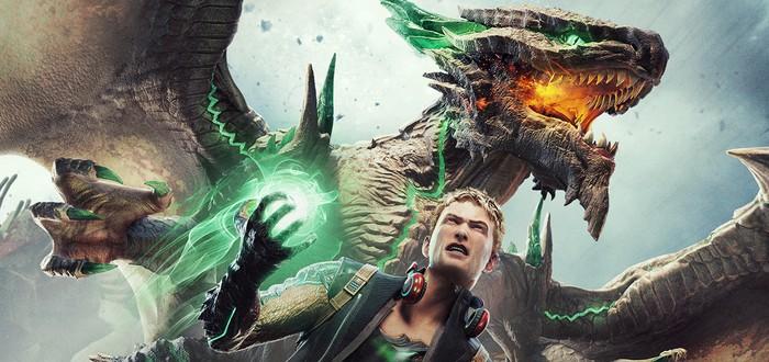 Инсайдер: разработка Scalebound возобновлена