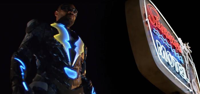 Первый трейлер Black Lightning от The CW