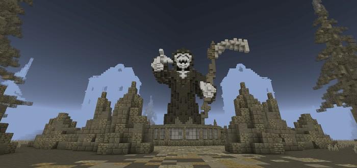 Wynncraft — полноценная MMORPG внутри Minecraft