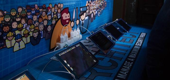 PDX CON 2017: Prison Architect для планшетов