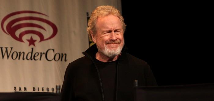 Ридли Скотт создаст несколько sci-fi-проектов для TNT