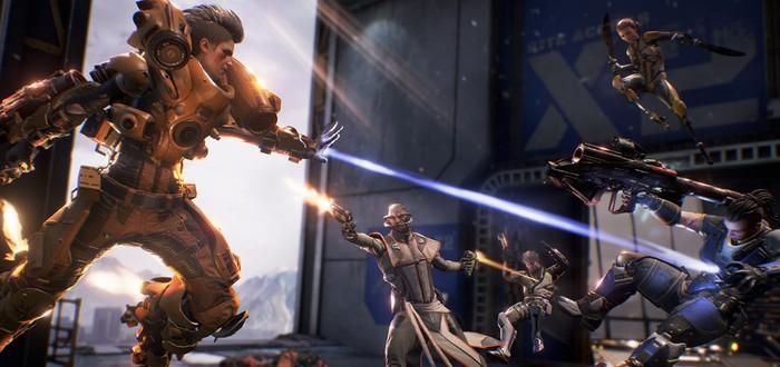 LawBreakers выйдет на PS4