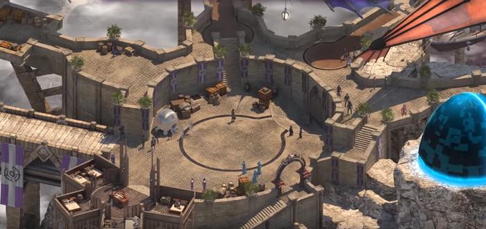 В Torment: Tides of Numenera добавили новый квест и забавного компаньона
