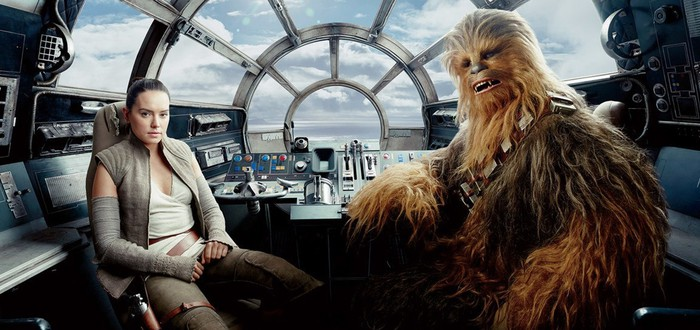 Фантастическая фотосессия Star Wars: The Last Jedi от Энни Лейбовиц для Vanity Fair