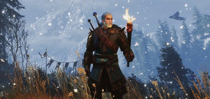 Создатели сериала The Witcher вдохновятся образом Геральта из игр CD Projekt RED