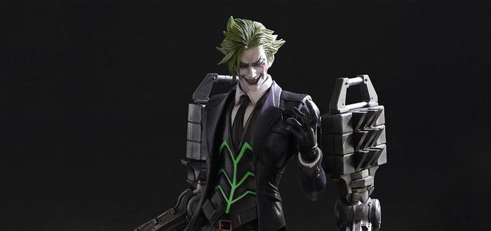 Дизайнер Final Fantasy представил собственную версию Джокера