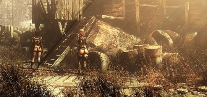 Fallout 4 бесплатно на выходные в Steam