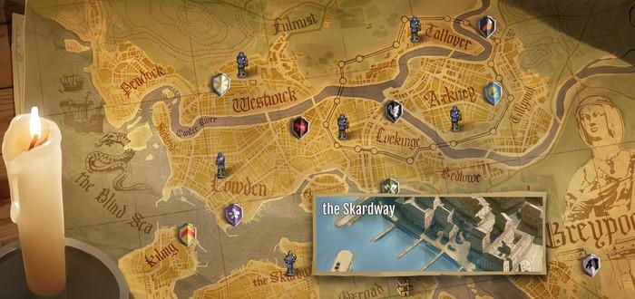 Killers & Thieves — симулятор средневековых воров от создателей The Banner Saga