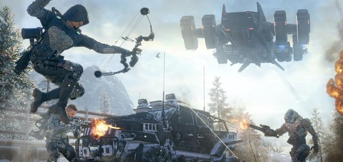 Activision подарит месяц бесплатных DLC PC-игрокам Call of Duty: Black Ops 3